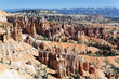 famous amphitheater of Bryce Canyon