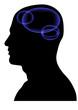 Big Idea - Glowing  Brain