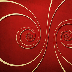 infinity spiral grunge background