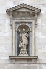 Budapest - particolare Basilica S. Stefano
