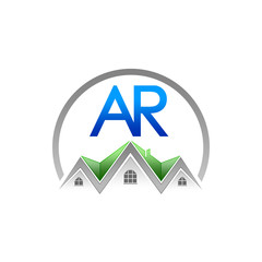A. R. Company Logo (Real Estate)