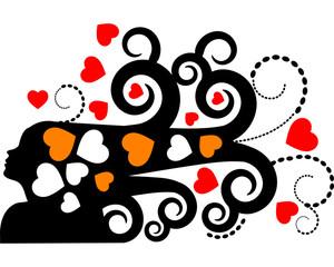 Ragazza San Valentino