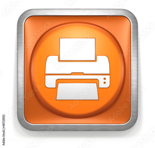 Printer_Orange_Button