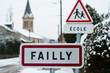 failly en Moselle