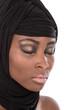 1001 Nacht - orientalisches Flair - Frau isoliert