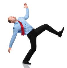 be an acrobat