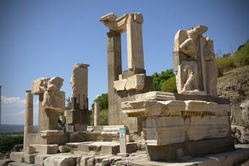 Pollio Fountain Ephesus