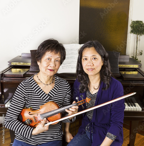 Women Music Teachers