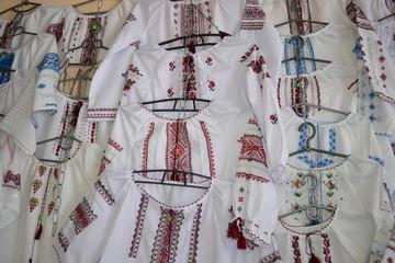 Национальные украинские сорочки
