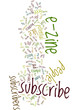 10 Ways To Boost Your E zine Subscribers Concept