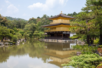 Kinkaku-ji (Golden Pavilion Temple)