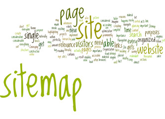 The Importance of a Sitemap Concept