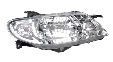 new car headlights