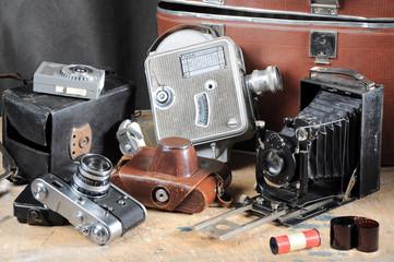 Vintage still-life