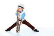 young jazzman