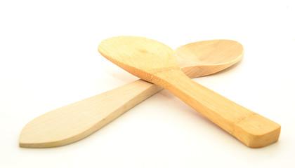 Cucharas de madera