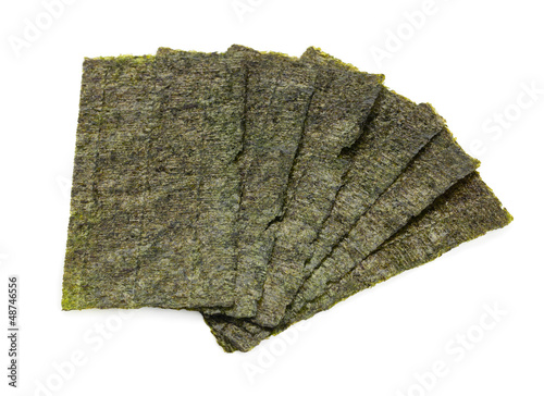 Six Sheets of Seaweed