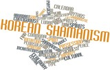 Word cloud for Korean shamanism