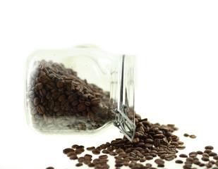 aromatische Kaffebohnen
