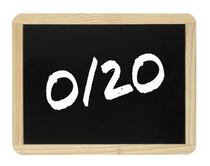 0 sur 20