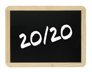 20/20 Note