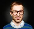 Guy in eyeglasses