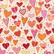 Love. Heart background