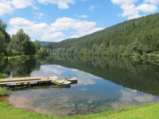 Nagold Stausee, Norschwarzwald