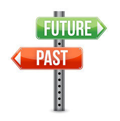 future or past sign