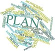 Word cloud for Plan