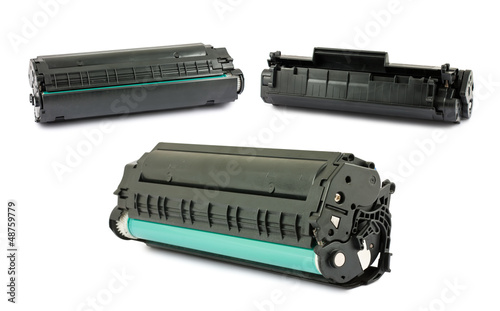 Cartridges for laser printer