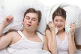 sleep of husband and wife