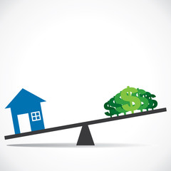 real estate cost increase concept