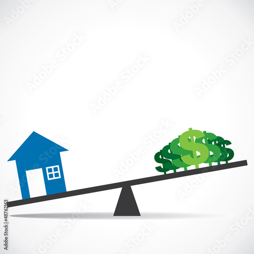 real estate cost increase concept