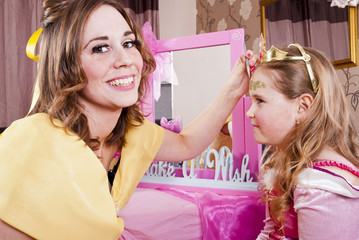 Party Princesses and Face Painting