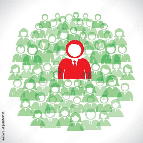 team-leader concept