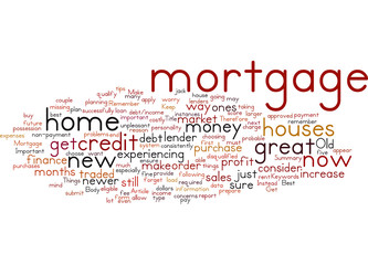5 Important Things to Remember to Get the Best Mortgage Concept