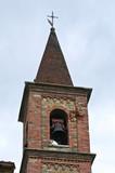 Church of St. Antonio Abate. Statto. Emilia-Romagna. Italy. poster
