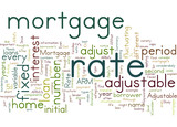 Adjustable Rate Mortgage Learn The Basics Concept
