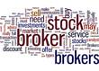 Choosing A Broker Concept