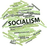Word cloud for Socialism