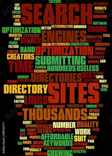 Affordable Search Engine Optimization Concept