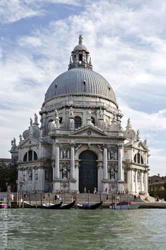 Madonna della Salute Church Venice