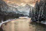 Fototapete Ruhe - Klettern - Naturlandschaft