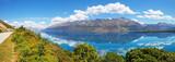 Lake Wakatipu, South Island of New Zealand