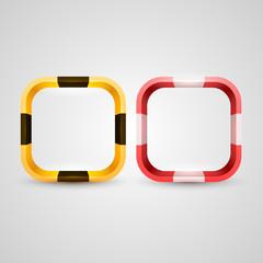 Rounded rectangle icon base