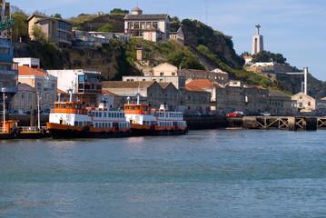 Puerto del Gingal en Lisboa