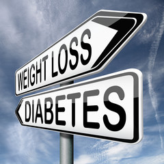 weight loss or diabetes