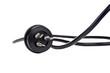 Black Cord Plug
