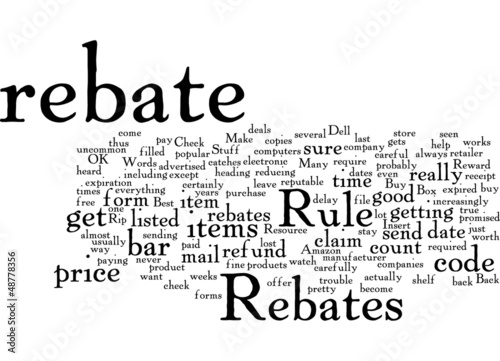 Rebates – Reward or Rip Off?